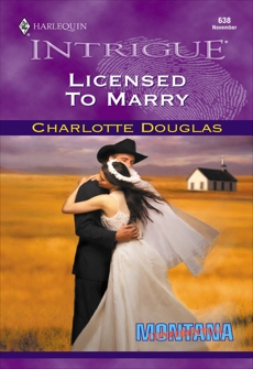 LICENSED TO MARRY, Douglas, Charlotte
