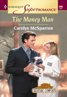 THE MONEY MAN, McSparren, Carolyn
