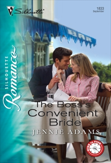 The Boss's Convenient Bride, Adams, Jennie