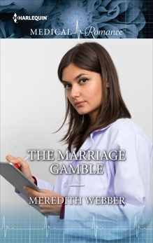 THE MARRIAGE GAMBLE, Webber, Meredith