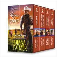 Crazy for Cowboys Collection: An Anthology, Cassidy, Carla & Thompson, Vicki Lewis & Daniels, B.J. & Palmer, Diana