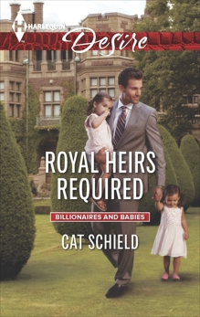 Royal Heirs Required: A Single Dad Romance, Schield, Cat