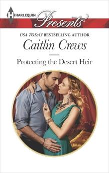 Protecting the Desert Heir, Crews, Caitlin