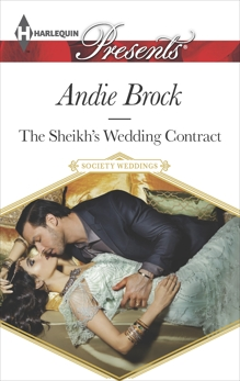 The Sheikh's Wedding Contract, Brock, Andie