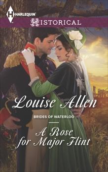 A Rose for Major Flint: A Regency Historical Romance, Allen, Louise