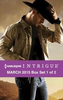 Harlequin Intrigue March 2015 - Box Set 1 of 2: An Anthology, Graves, Paula & Morgan, Angi & Fossen, Delores