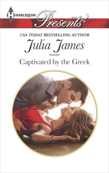 Captivated by the Greek, James, Julia