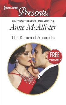 The Return of Antonides: An Anthology