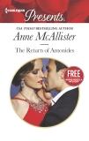 The Return of Antonides: An Anthology, McAllister, Anne & Cinelli, Amanda