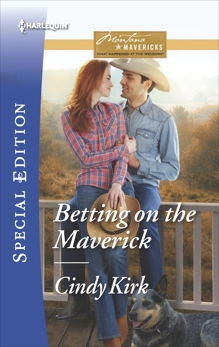 Betting on the Maverick, Kirk, Cindy