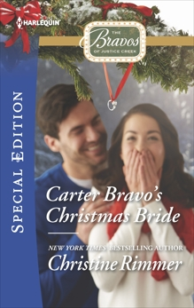 Carter Bravo's Christmas Bride, Rimmer, Christine
