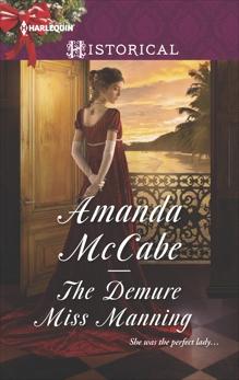 The Demure Miss Manning, McCabe, Amanda