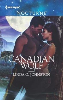 Canadian Wolf, Johnston, Linda O.