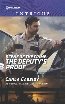 Scene of the Crime: The Deputy's Proof, Cassidy, Carla