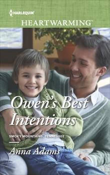 Owen's Best Intentions: A Clean Romance, Adams, Anna
