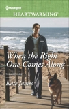 When the Right One Comes Along: A Clean Romance, James, Kate