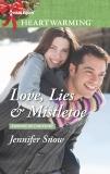 Love, Lies & Mistletoe: A Clean Romance, Snow, Jennifer