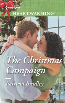 The Christmas Campaign: A Clean Romance, Bradley, Patricia