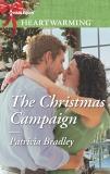 The Christmas Campaign: A Clean Romance, Bradley, Patricia