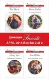 Harlequin Presents April 2015 - Box Set 2 of 2: An Anthology, Hewitt, Kate & Yates, Maisey & Kendrick, Sharon & Walker, Kate