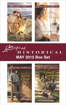 Love Inspired Historical May 2015 Box Set: An Anthology