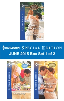 Harlequin Special Edition June 2015 - Box Set 1 of 2: An Anthology, Jump, Shirley & Leigh, Allison & Marshall, Lynne
