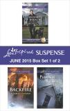 Love Inspired Suspense June 2015 - Box Set 1 of 2: An Anthology, Daley, Margaret & Goddard, Elizabeth & Lee, Katy