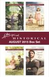 Love Inspired Historical August 2015 Box Set: An Anthology, Marchand, Noelle & Farrington, Shannon & Brown, Jo Ann & Scott, Regina