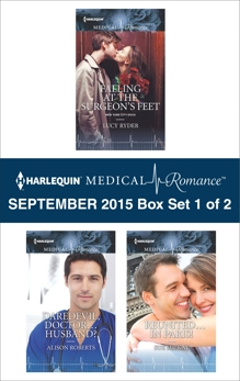Harlequin Medical Romance September 2015 - Box Set 1 of 2: An Anthology, MacKay, Sue & Ryder, Lucy & Roberts, Alison