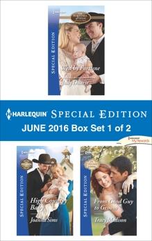 Harlequin Special Edition September 2015 - Box Set 1 of 2: An Anthology, Butler, Christyne & WhiteFeather, Sheri & Southwick, Teresa