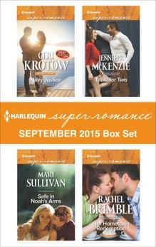 Harlequin Superromance September 2015 Box Set: An Anthology