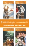 Harlequin Superromance September 2015 Box Set: An Anthology, Sullivan, Mary & Krotow, Geri & McKenzie, Jennifer & Brimble, Rachel