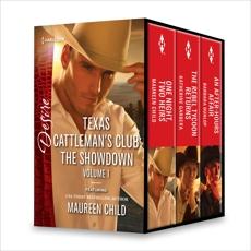 Texas Cattleman's Club: The Showdown Volume 1, Dunlop, Barbara & Child, Maureen & Garbera, Katherine