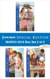 Harlequin Special Edition March 2016 Box Set 2 of 2: An Anthology, Smith, Karen Rose & Major, Michelle & Maxwell, Meg