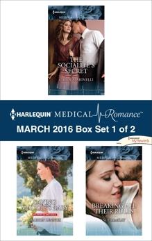Harlequin Medical Romance March 2016 - Box Set 1 of 2: An Anthology, MacKay, Sue & Lennox, Marion & Marinelli, Carol