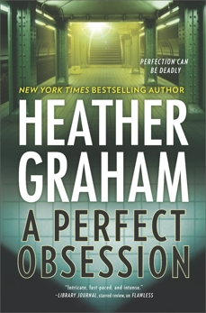 A Perfect Obsession: A Novel of Romantic Suspense, Graham, Heather