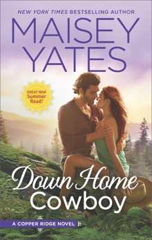 Down Home Cowboy: A Western Romance Novel, Yates, Maisey
