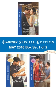 Harlequin Special Edition May 2016 - Box Set 1 of 2: An Anthology, Thompson, Nancy Robards & Meyer, Katie & Maxwell, Meg