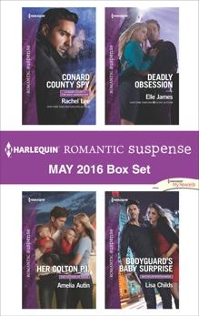 Harlequin Romantic Suspense May 2016 Box Set: An Anthology