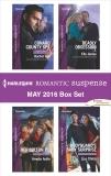 Harlequin Romantic Suspense May 2016 Box Set: An Anthology, Lee, Rachel & Childs, Lisa & Autin, Amelia & James, Elle