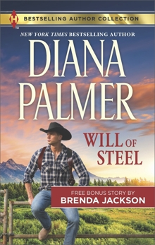 Will of Steel & Texas Wild: A 2-in-1 Collection, Jackson, Brenda & Palmer, Diana