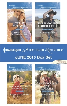 Harlequin American Romance June 2016 Box Set: An Anthology, McDavid, Cathy & Altom, Laura Marie & Renee, Amanda & Britton, Pamela