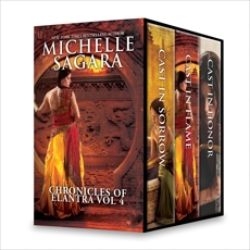 Michelle Sagara Chronicles of Elantra Vol 4: An Anthology, Sagara, Michelle