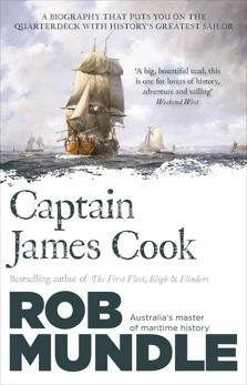 Captain James Cook, Mundle, Rob