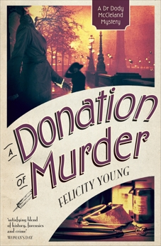A Donation of Murder, Young, Felicity