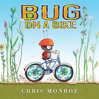 Bug on a Bike, Monroe, Chris