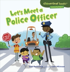 Let's Meet a Police Officer, Bellisario, Gina