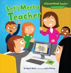 Let's Meet a Teacher, Heos, Bridget