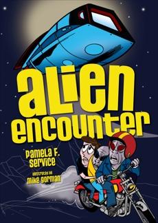Alien Encounter, Service, Pamela F.