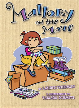 Mallory on the Move, Friedman, Laurie